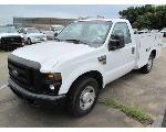 Lot: 247-EQUIP#081098 - 2008 FORD F-250 UTILITY TRUCK