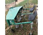 Lot: 19 - 2-ROW ECO WEEDER<BR><span style=color:red>Closing Date Extended to July 5th</span>
