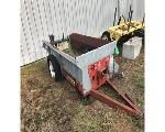 Lot: 30 - MANURE SPREADER<BR><span style=color:red>Closing Date Extended to July 5th</span>