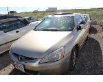 Lot: 66075.FHPD - 2004 HONDA ACCORD