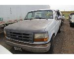 Lot: 66369.MPD - 1993 FORD F-150 PICKUP
