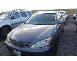 Lot: 66453.FHPD - 2002 TOYOTA CAMRY