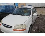 Lot: 66655.FHPD - 2005 CHEVY AVEO - KEY