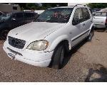 Lot: 2086 - 1999 MERCEDES-BENZ ML320 SUV