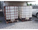 Lot: AAA - (1) 275-GALLON BULK CONTAINER