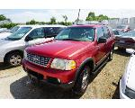 Lot: 21-153744 - 2003 Ford Explorer SUV