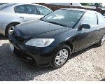 Lot: 20-665028C - 2004 HONDA CIVIC