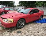 Lot: 3 - 1997 FORD MUSTANG - KEY