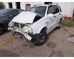 Lot: 2085 - 2002 SUZUKI GRAND VITARA SUV - KEY