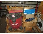 Lot: 11 - Copy Machines, Vacuums, Kitchen Electronics