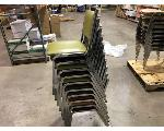 Lot: 191.CHILDRESS - (10) STACKABLE CHAIRS