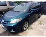 Lot: P703 - 2006 MAZDA 5 - KEY / RUNS & DRIVES