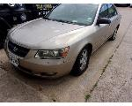 Lot: P712 - 2006 HYUNDAI SONATA - KEY / RUNS & DRIVES