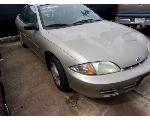 Lot: P717 - 2000 CHEVY CAVALIER - KEY / RUNS