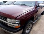 Lot: P719 - 2000 CHEVY SILVERADO 1500 PICKUP - KEY / RUNS & DRIVES