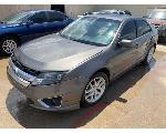 Lot: 1 - 2011 Ford Fusion - Key / Started