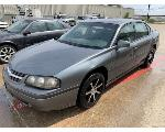 Lot: 14 - 2005 Chevy Impala - Key / Started