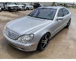 Lot: 23 - 2002 Mercedez Benz 500E - Key / Started