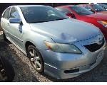 Lot: B9040488 - 2007 TOYOTA CAMRY CE - KEY / STARTED