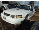 Lot: B9040658 - 2000 FORD MUSTANG