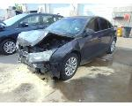 Lot: B9050680 - 2011 CHEVROLET CRUZE 2LS - KEY / STARTED