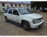 Lot: B10 - 2004 CHEVY TRAILBLAZER SUV - KEY / STARTED