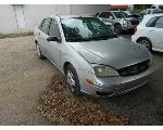 Lot: B18 - 2007 FORD FOCUS - KEY / STARTED