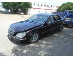 Lot: B19 - 2000 MERCEDES S500 - KEY