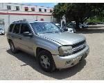 Lot: B20 - 2002 CHEVY TRAILBLAZER SUV - KEY / STARTED