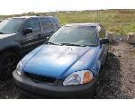 Lot: 66575.FWPD - 1998 HONDA CIVIC  - KEY