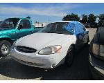 Lot: 0624-8 - 2000 FORD TAURUS
