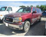 Lot: 0624-9 - 2001 GMC YUKON SUV