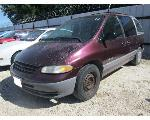 Lot: 0624-14 - 1999 PLYMOUTH VOYAGER VAN