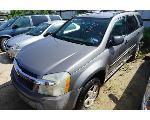Lot: 03-63590 - 2005 CHEVROLET EQUINOX SUV - KEY / RUN/DRIVE
