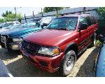 Lot: 07-63130 - 2000 MITSUBISHI MONTERO SPORT SUV - KEY