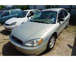 Lot: 10-63533 - 2005 FORD TAURUS - KEY