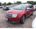 Lot: 1952 - 2008 LINCOLN MKX