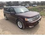 Lot: 02 - 2010 Ford Flex SUV - Key / Started<br><span style=color:red>Updated 7/2/19</span>