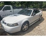 Lot: 31 - 2002 Ford Mustang - Key / Started