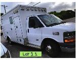 Lot: 01.SHA - 2009 Chevrolet Ambulance - Key