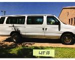Lot: 10.SHA - 2003 Ford EcoLine Van - Key
