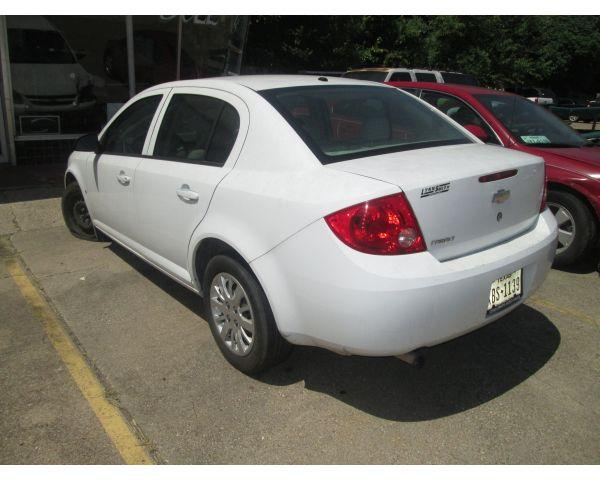 LSO Auctions - Lot: 07 - 2010 Chevy Cobalt - Key / Started