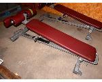 Lot: 02-22575 - Workout Bench
