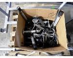 Lot: 02-22578 - Workout Equipment: Weight Rack, Bars
