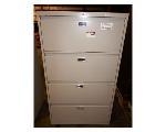 Lot: 02-22590 - File Cabinet