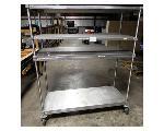 Lot: 02-22597 - Rolling Cart