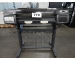 Lot: 779 - HP Designjet Printer