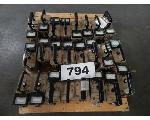 Lot: 794 - (24 approx)  Ludlum 125 microR Meters