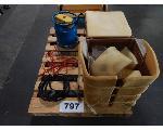 Lot: 797 - X-Ray Testing Tube & Medical Tank