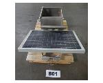 Lot: 801 - Sun Surveillance/True Look w/ Solar Panel